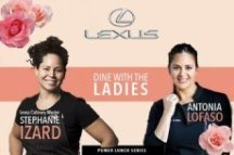 Southern Californians will have the opportunity to try specialties from Lexus Culinary Master Stephanie Izard's three Chicago restaurants at a lunch hosted at Venice hot spot Scopa Italian Roots. Her dishes will be complemented by Scopa's chef and fellow Top Chef Chicago challenger Antonia Lofaso who shares the same approachable attitude to fine dining.