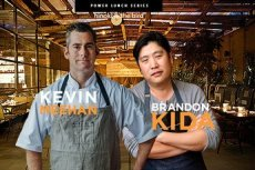 Two alumni from the kitchens at LA's storied L'Orangerie are teaming up to present their modernized versions of the dishes that made L'Orangerie famous for decades. Hinoki & The Bird offers a serene backdrop for this showcase of culinary prowess that will echo the past with an eye to the future.