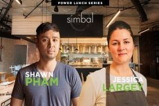 Simbal is Chef Shawn Pham's ode to the brilliance of simplicity and balance. A hidden gem location that features his Southeast Asian creations, which showcase a combination of tradition and technique. Jessica Largey is about to open her very own restaurant in LA, Simone. After spending many years at Chef David Kinch's Michelin 3 star location, Manresa as his Chef de Cuisine, Chef Jessica is about to burst onto the LA dining scene. Get a sneak preview of what to expect from her and a taste of Chef Pham's acclaimed cuisine at this power-packed LAFW Power Lunch!