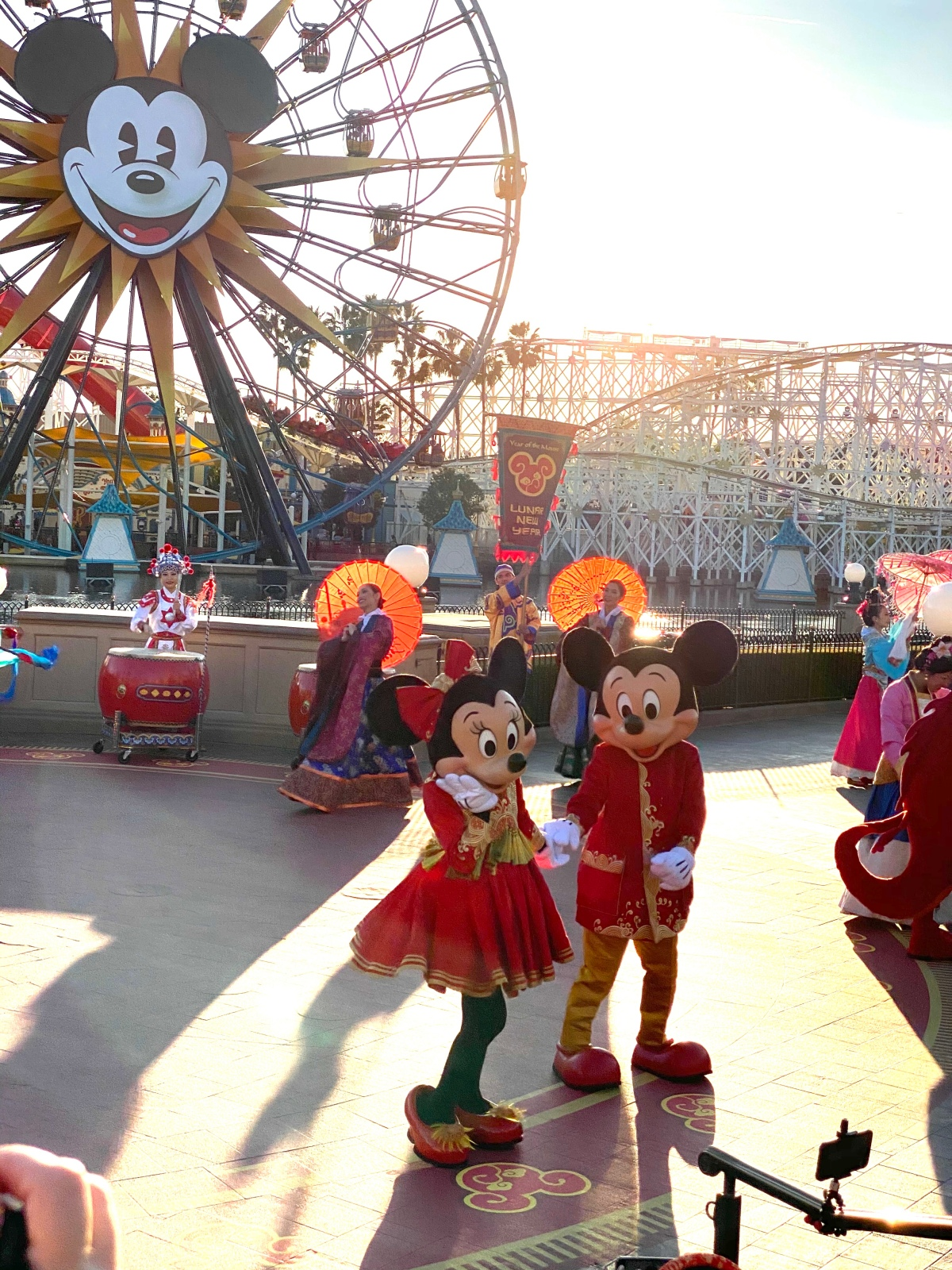 Disney California Adventure Lunar New Year Celebration